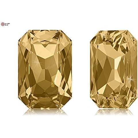 Crystals Swarovski Elements Fancy Stones 4627 MM27,0X 18,5 F - Light Colorado Topaz F (246)