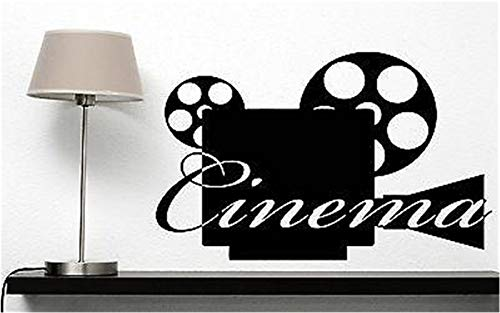 wandaufkleber 3d mond Filmkamera-Film Hollywood Bollywood Films