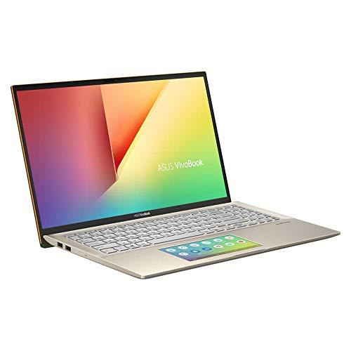 ASUS VivoBook S15 S532FA (90NB0MI1-M00350) 39,6 cm (15,6 Zoll, FHD, WV, matt) Notebook (Intel Core i5-8265U, 8GB RAM, 512GB SSD, Intel UHD-Grafik 620, Windows 10) Moss Green