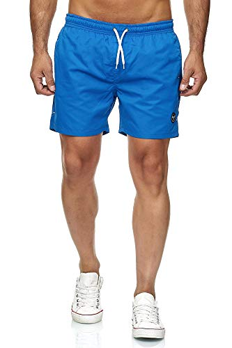 Kayhan Men Swimwear Blue M