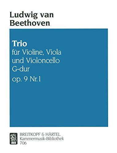 Streichtrio G-dur op. 9/1 (KM 706)