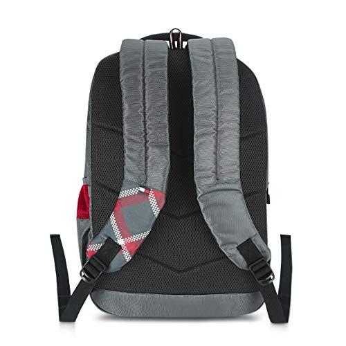 Tommy Hilfiger Alps 29 Ltrs Grey Laptop Backpack (TH/ALPSLAP07) Image 3