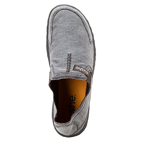 Cushe M Slipper, Chaussons Bas Homme - GREY CHAMBRAY