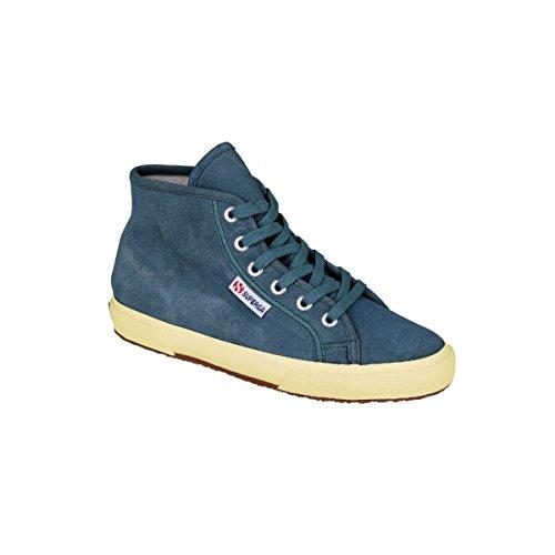 Superga 2095-Sueu, Chaussures de Gymnastique Mixte Adulte Dark Denim