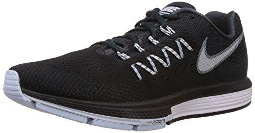 Nike Air Zoom Vomero 10, Chaussures de Sport Homme Noir (Classic Charcoil/White/Black 002)