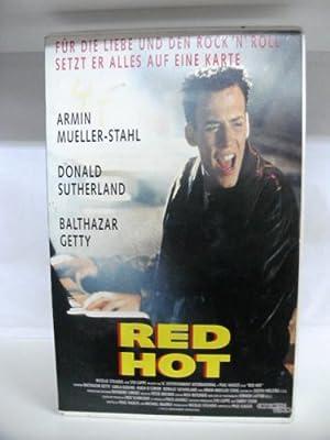 Red Hot ~ Für die Liebe und den Rock´n´Roll setzt er alles auf eine Karte