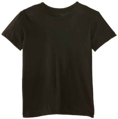 Hanes Jungen T-Shirt, Schwarz, 11-12 Jahre - Hanes Kinder T-shirt