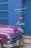 JetLagJournals ? Reisetagebuch Kuba: Erinnerungsbuch zum Ausfüllen und Selberschreiben   Ideal als Abschiedsgeschenk -
