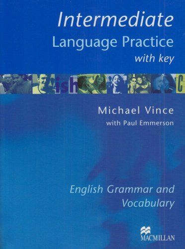 Intermediate Language Practice: With Key by Vince Michael (2003-04-01)