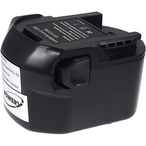 Batería para Würth modelo 0700 980 320 2000mAh NiMH