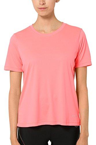 Ultrasport Damen T-Shirt Endurance Albury, Pink, 42