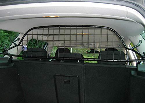Kleinmetall Masterline VW Passat Variant (Typ 3C, B6 + B7) Bj: 08/2005 - 10/2014, passgenaues Trenngitter / Hundegitter / Gepäckgitter