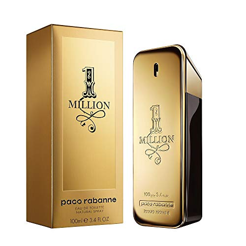 Paco Rabanne Paco rabanne one million homme men eau de toilette vaporisateur spray 100 ml 1er pack 1 x 100 ml