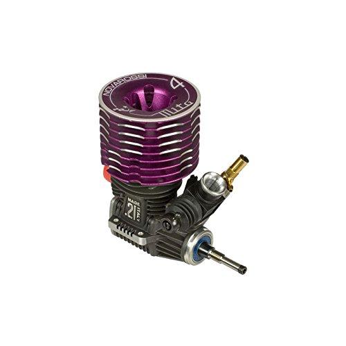 Novarossi 72302500 - Motor 4K Turbo Ceramic-Lager-Offroad, Mito-4OFF 3.5 ccm (Zeit-takt-motoren)