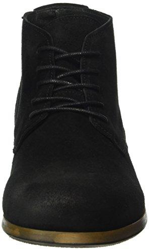 Shoe The Bear Herren Oliver S Kurzschaft Stiefel Schwarz (Black)