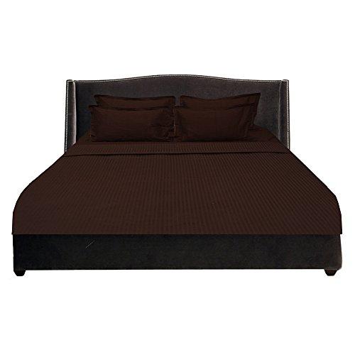 500tc-georgeous-6-bettlaken-set-streifen-pocket-grosse-356-cm-baumwolle-chocolate-stripe-uk-single-l