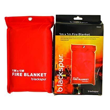 Blackspur BB-FB101 - Seguridad ante incendios