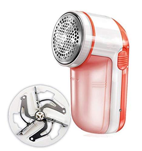 STEAM PANDA Elektrische wiederaufladbare Stoff Rasierer Go Hairball One Button EIN/Aus Edelstahl 3 Klingen 8 Stunden Ladezeit 75 Minuten 220 V 2W