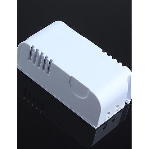 caja de suministro de energía sin tornillos carcasa carcasa de plástico resistente a la