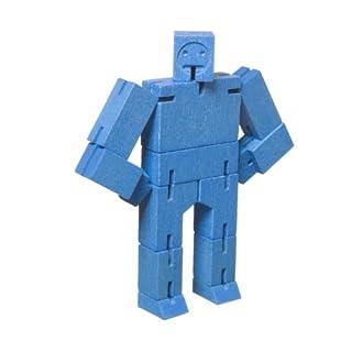 AREAWARE dwc4b Micro dwc1Holz Spielzeug–Blau