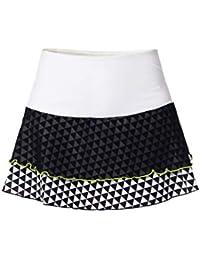 IDAWEN Sport Fashion Falda Padel Mujer. Falda Deportiva para Tenis o Padel.