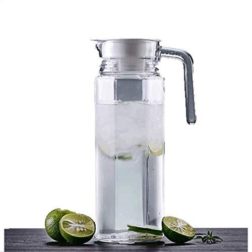 Hitzebeständiges Glas, kühle Flasche, kalter Kessel, große Kapazität, bitte kontrollieren Sie den Temperaturunterschied bei 60 Grad, bitte wärmen Sie sich auf, bevor Sie das kochende Wasser betreten