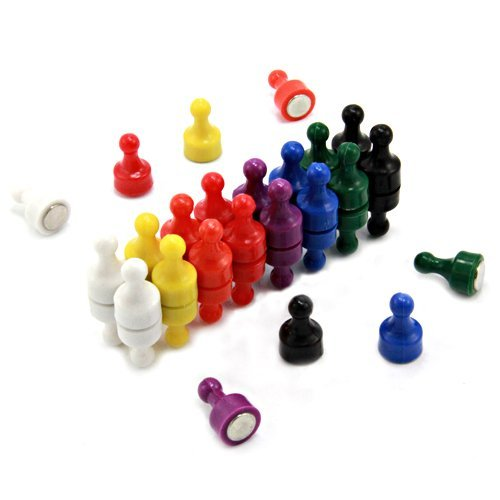 first4magnets-12-x-21mm-rainbow-skittle-magnets-for-office-and-fridge-pack-of-32