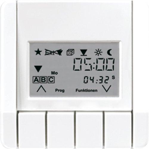 Preisvergleich Produktbild Jung CD5232T3WW Abdeckung mit Timer-Funktion Universal