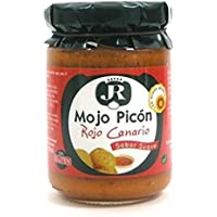 Mojo Picón Rojo Canario Jr Tarro 135 G