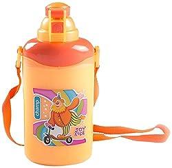 Cello Easy Water Bottle, 400ml, Orange