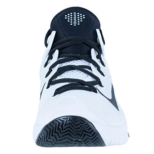 Nike Zoom Hyperrev 2015 Sz 10.5 Mens Basketball Shoes White White/Black