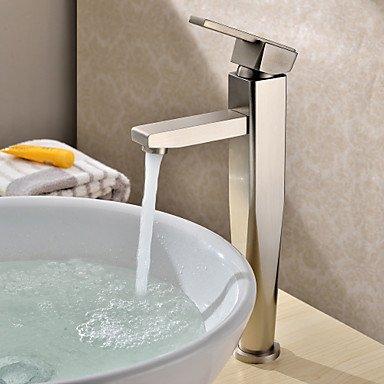 ZLL Navire NI dessin orifice unique du mitigeur robinet évier salle de bain contemporaine