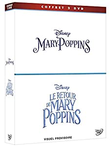 Mary Poppins + Le Retour de Mary Poppins