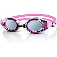 Occhiali da vista Uomo e donna Miopia piatta Occhiali da nuoto Cuffia HD per adulti Impermeabile Attrezzatura per il nuoto,D
