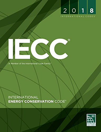 2018 International Energy Conservation Code with Ashrae Standard