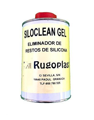 Gel eliminador de silicona ( gel decapante de pinturas, esmaltes, barnices, revestimientos, poliuretanos etc. ) Siloclean Gel (0,5 L) Envío GRATIS 24 h.
