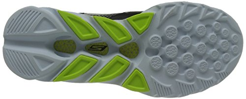 Skechers SkechersGo Run Vortex - Scarpe Running, Uomo Black / Lime