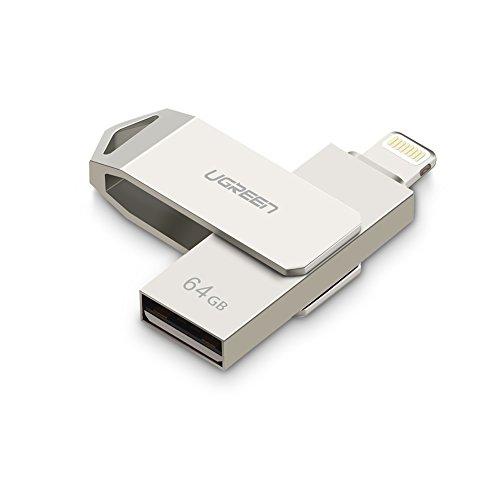 memoria-usb-para-iphone-y-ipad-ugreen-pendrive-64gb-mfi-certificado-por-apple-usb-20-y-lightning-2-e