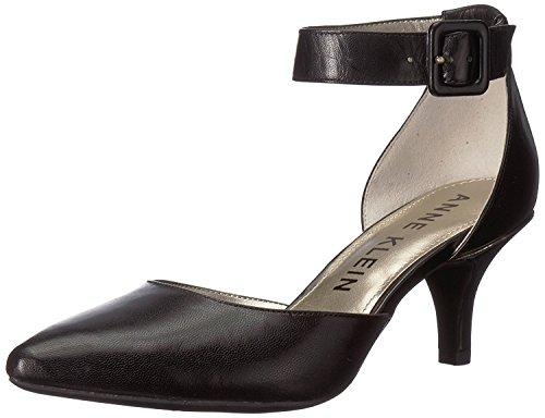 Anne Klein AK Women's fabulist Leather Dress Pump