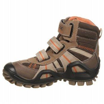 2011/2012 Geox Amphibiox Schuhe Boots wasserdicht J1367C Braun t7yvZ