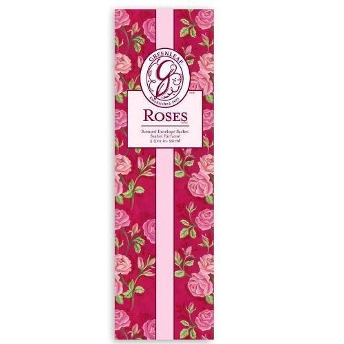 Greenleaf Slim Sachet- Parfumée Rose
