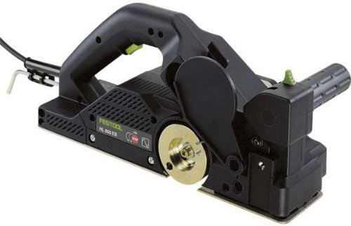 Festool 574552 FESTOOL HL 850 E-PLUS 110V Planer - Black