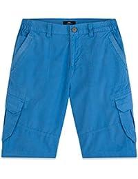 Tbs Short Bamber Bleu Short Court Homme Multisports