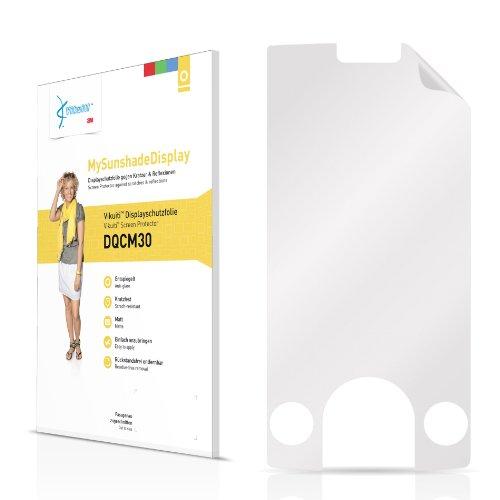 Vikuiti DQCM30 Displayschutzfolie für Samsung SGH-J800 Luxe matte Schutzfolie, hartbeschichtete Folie