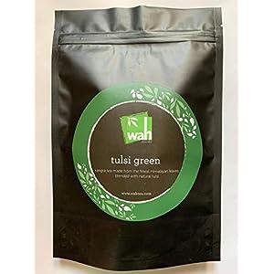 Wah-Tea-Tulsi-Green-Tea-Leaves-200g