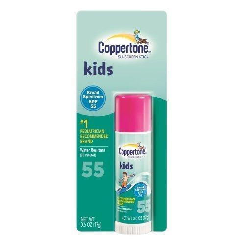 coppertone-kids-sunscreen-stick-spf-55-06-oz-17-g-by-coppertone