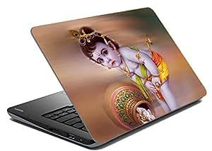 meSleep Krishna Laptop Skin