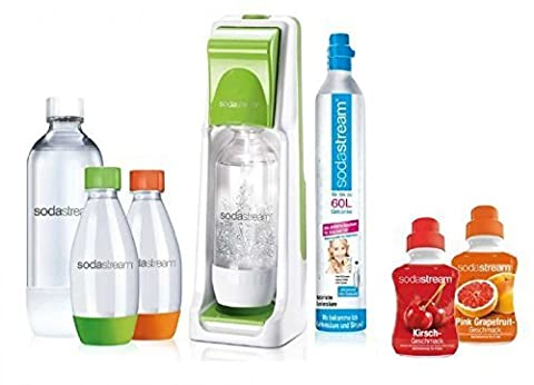 SodaStream Cool Super Spar Pack weiß/grün