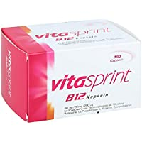 Preisvergleich für Vitasprint B12 Kapseln, 100 St.