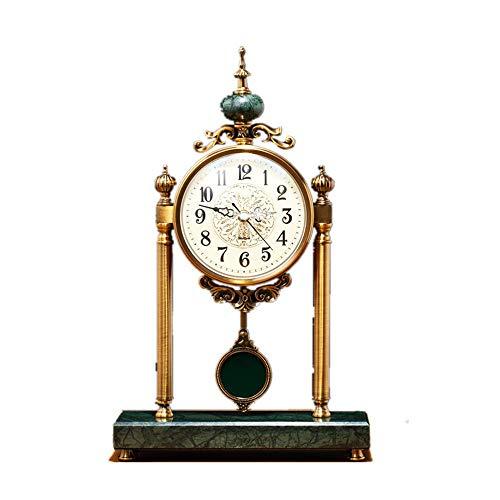 CHAOZHAOHENG Reloj de Chimenea
